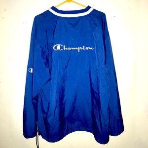 Champion Pullover Windbreaker